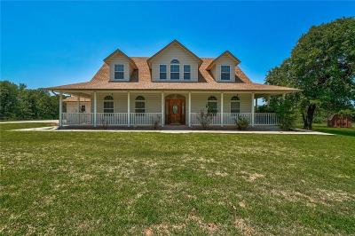 Oklahoma City Single Family Home For Sale: 5801 Regal Road