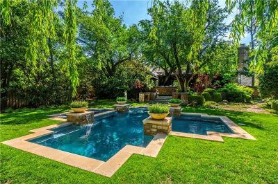 Nichols Hills OK Single Family Home For Sale: $1,998,500