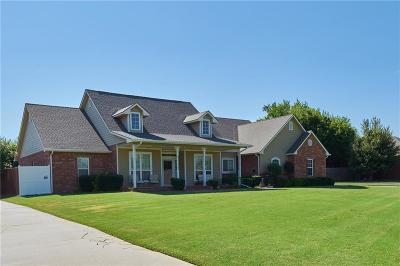 Moore OK Single Family Home For Sale: $339,900