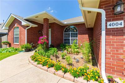 Norman Single Family Home For Sale: 4004 Bald Eagle Drive