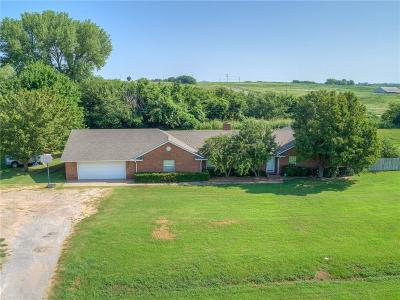 Lindsay Single Family Home For Sale: 11945 Highway 19 Highway