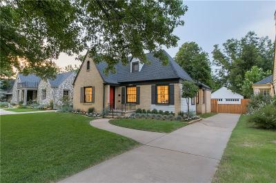 Oklahoma City Single Family Home For Sale: 1001 NW 40th Street