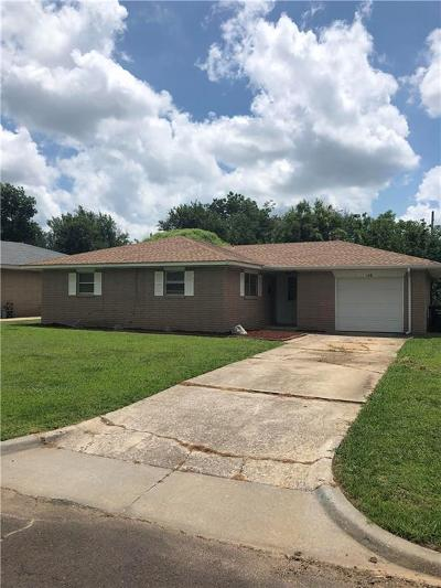 Moore OK Single Family Home Pending: $94,900