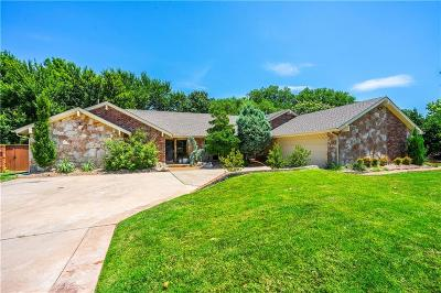 Oklahoma City Single Family Home For Sale: 11700 Twisted Oak Road