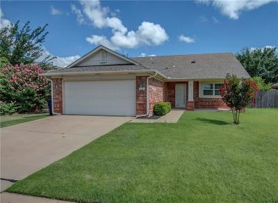 Oklahoma City Single Family Home For Sale: 3105 SW 103rd Place