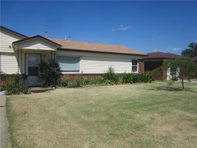 Altus Single Family Home For Sale: 1403 Scott Street