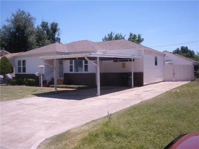 Bethany Single Family Home For Sale: 6712 NW 25th Street