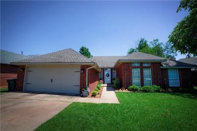 Edmond Single Family Home For Sale: 1412 Salem Avenue