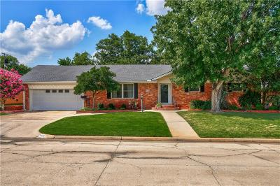 Oklahoma City Single Family Home For Sale: 3105 NW 60th Street