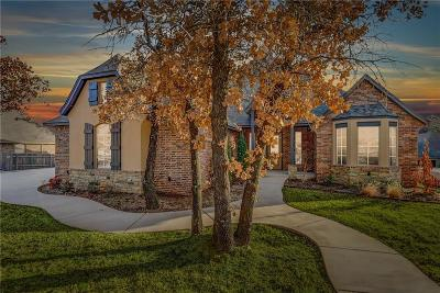Edmond Single Family Home For Sale: 1508 Wild Plum Court