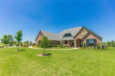 Edmond Single Family Home For Sale: 4401 Blackthorn Drive