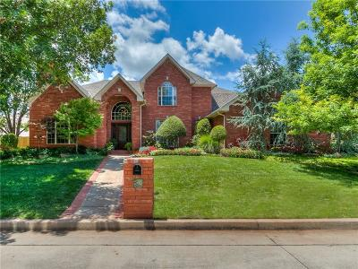 Oklahoma City Single Family Home For Sale: 11531 Plum Thicket Place