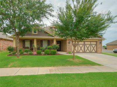 Norman Single Family Home For Sale: 808 Carolyn Ridge Road
