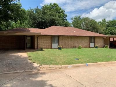 Oklahoma City Multi Family Home For Sale: 2017 NW 32nd Terrace
