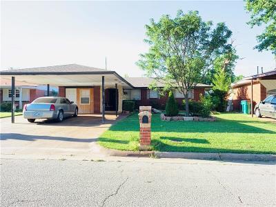 Oklahoma City Single Family Home For Sale: 1325 SW 61st Street