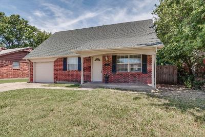 Moore OK Single Family Home For Sale: $129,900