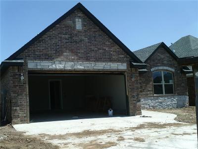 Canadian County, Oklahoma County Single Family Home For Sale: 1211 Crimson Creek Circle