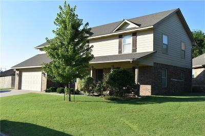 Choctaw Single Family Home For Sale: 1066 Creekside Drive