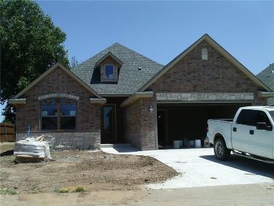 Canadian County, Oklahoma County Single Family Home For Sale: 1209 Crimson Creek Circle