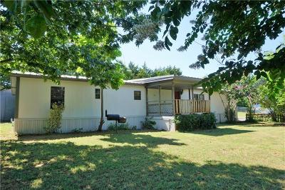 Blanchard OK Single Family Home For Sale: $59,000