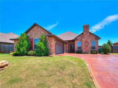 Edmond Single Family Home For Sale: 15916 Big Cypress Drive
