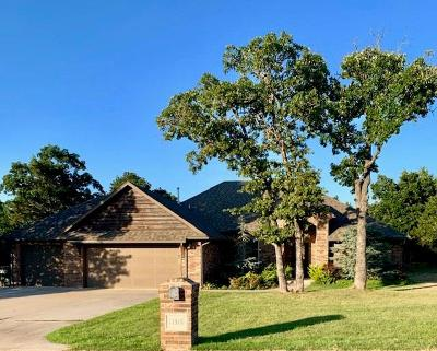 Edmond Single Family Home For Sale: 11986 Hidden Run Road