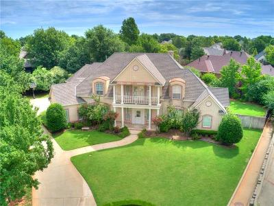 Edmond Single Family Home For Sale: 800 NW 145th Circle