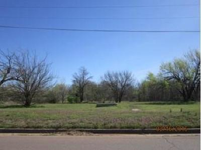 Oklahoma City Residential Lots & Land For Sale: 1632 NE 27th Street