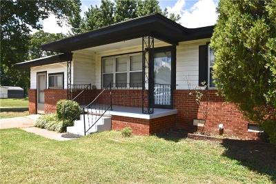 Guthrie Single Family Home For Sale: 1802 E Perkins Avenue