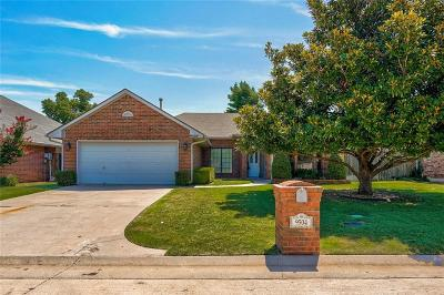 Oklahoma City Single Family Home For Sale: 9504 Eagle Hill Drive