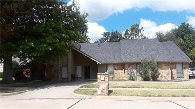 Norman Single Family Home For Sale: 1402 Broad Acres Drive