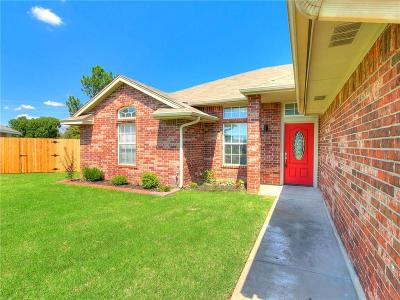 Edmond Single Family Home For Sale: 1140 Capitol Drive