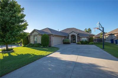 Choctaw Single Family Home For Sale: 14309 Ramblewood Terrace