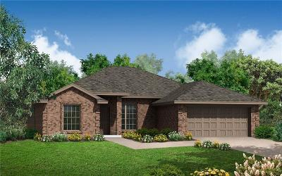 Yukon Single Family Home For Sale: 1208 Hickory Creek Drive