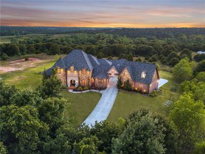 Choctaw Single Family Home For Sale: 8801 S Choctaw Road