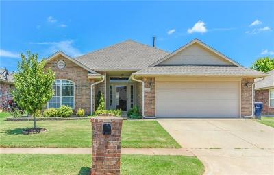 Moore OK Single Family Home For Sale: $167,500