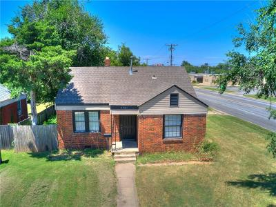 Oklahoma City Single Family Home For Sale: 3701 NW 25th Street