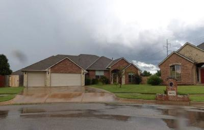 Edmond Single Family Home For Sale: 1405 NW 165th Court