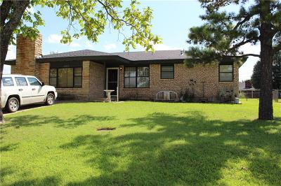 Stroud OK Single Family Home For Sale: $89,000