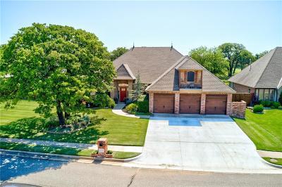 Edmond Single Family Home For Sale: 2512 Cheval Pointe Drive
