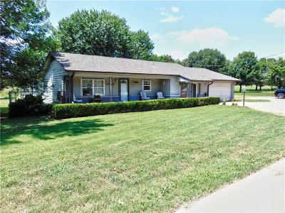 Shawnee Single Family Home For Sale: 1818 N Bryan Avenue