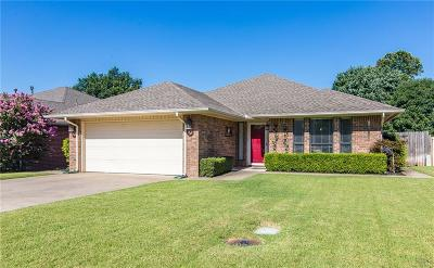 Purcell Single Family Home For Sale: 1115 Southridge Drive