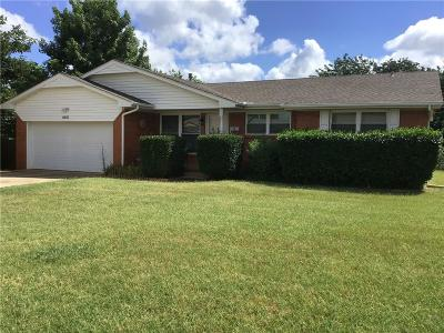 Warr Acres Single Family Home For Sale: 6512 N Grove Avenue