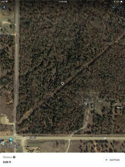 Luther Residential Lots & Land For Sale: Tract 4 Route 66