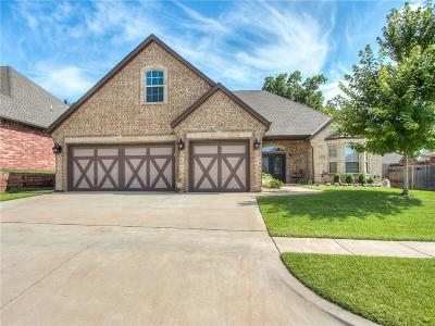 Oklahoma City Single Family Home For Sale: 5808 NW 116th Street