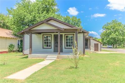Norman Single Family Home For Sale: 401 N Flood Avenue