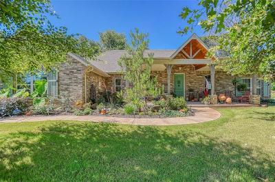 Edmond Single Family Home For Sale: 14335 Glenwood Lane
