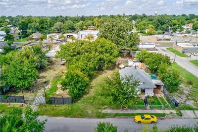 Oklahoma City Residential Lots & Land For Sale: 1609 NW 6th Street