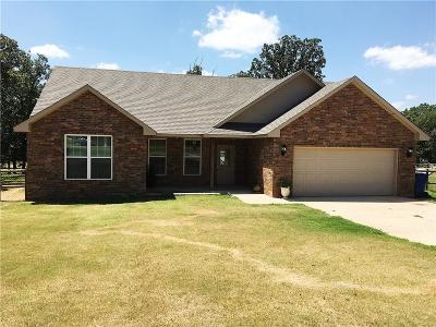 Tecumseh Single Family Home For Sale: 153 Chase Hollow Road