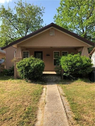 Shawnee Single Family Home For Sale: 632 W Wood Street